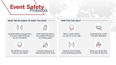 event safety protocols