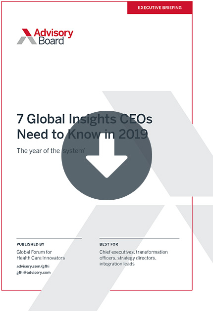 7 Global Insights CEOs Need to Know in 2019