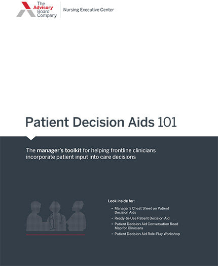 patient decision aids 101