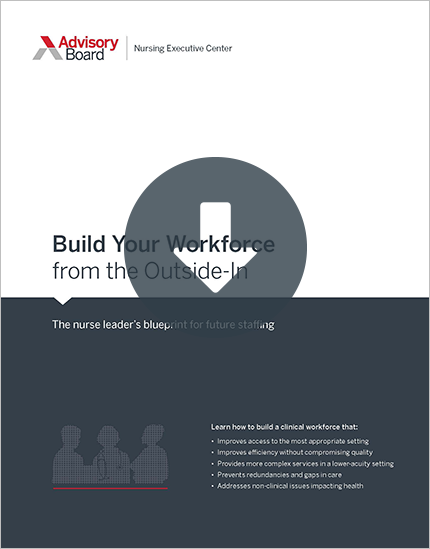 Build your workforce from the outside-in