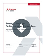 Strategic Employer Partnerships for Cancer Care