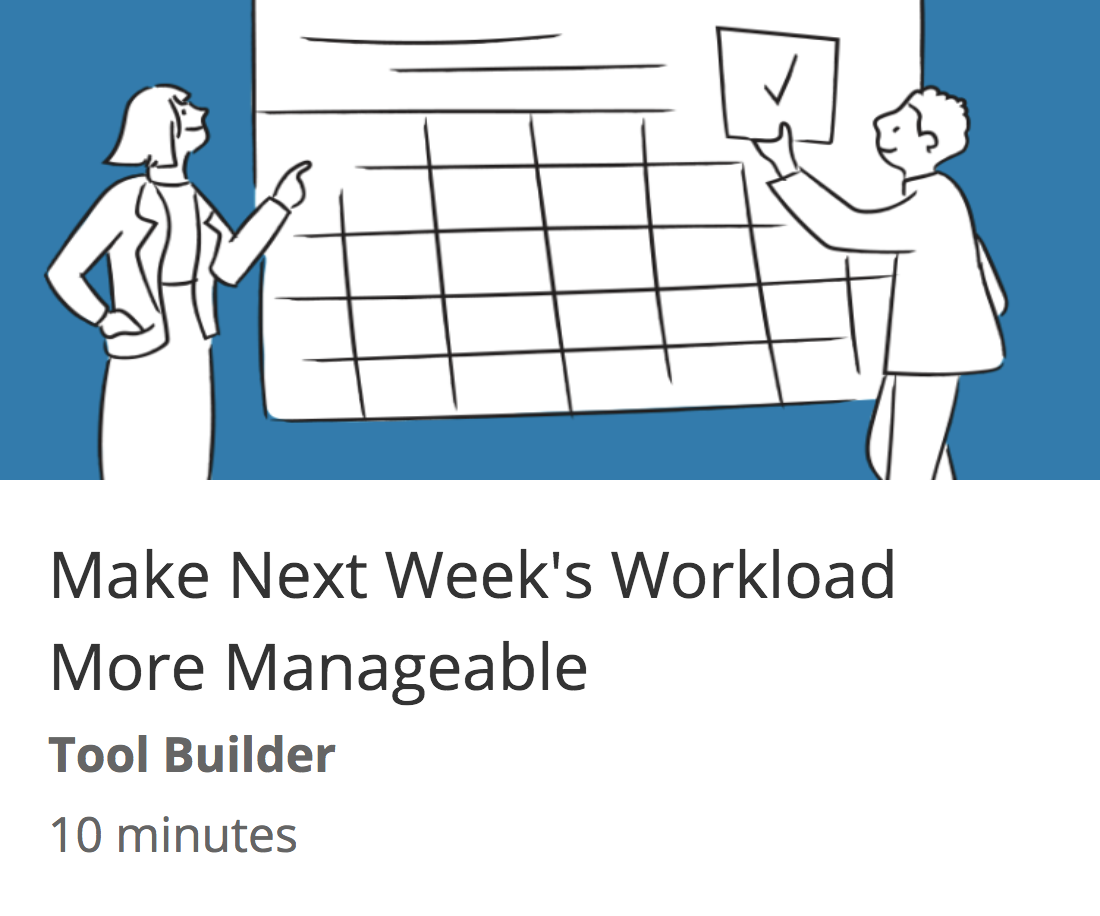 The Manager Toolbox - Screens